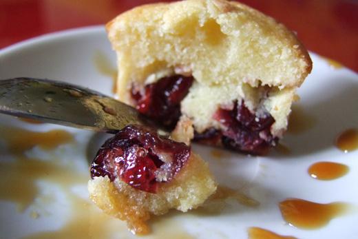 moelleux cranberrie chocolat blanc