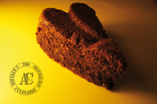 fondant chocolat noisette